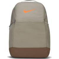 Plecak tenisowy Nike Brasilia M Backpack - stone/sandalwood/total orange