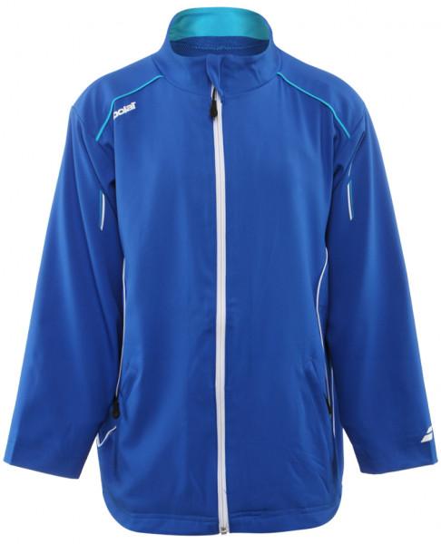 Bluza chłopięca Babolat Jacket Match Core Boy - blue
