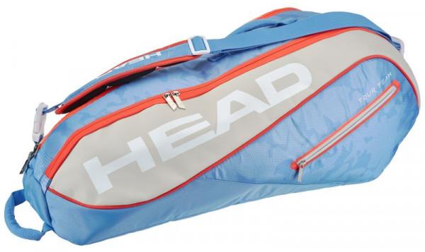 Head Tour Team 6R Combi - light blue/sand