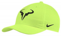 Nike Rafa U Aerobill H86 Cap - volt/black