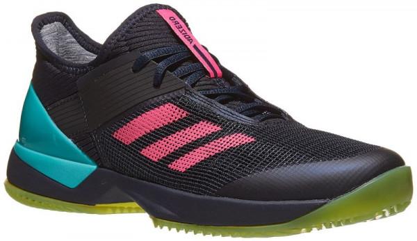 wholesale dealer f27ad e8d4f Adidas Adizero Ubersonic 3 W Clay - legend inkshock pinkaqua