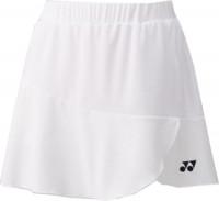 Damska spódniczka tenisowa Yonex Skort - white/black