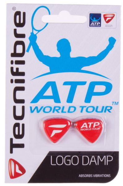 Tecnifibre Logo Damp 2P - red