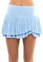 Damska spódniczka tenisowa Lucky in Love Going Wild Long Effortless Pleated Skirt Women - cloud