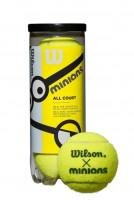 Teniso kamuoliukai pradedantiesiems Wilson Minions Stage 1 3B - green