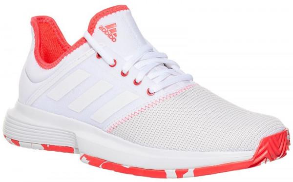 Adidas GameCourt W ftwr whiteftwr whiteshock red