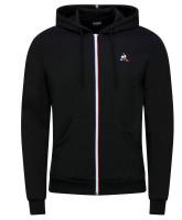 Męska bluza tenisowa Le Coq Sportif ESS FZ Hoody No.2 M - black