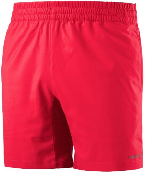 Head Club Short M - red