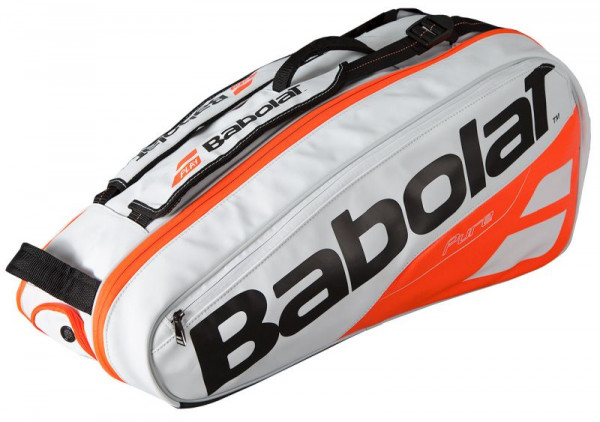 Babolat Pure Strike x6 - white/red