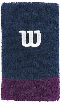 Wilson Extra Wide - navy/dark plumberry/white