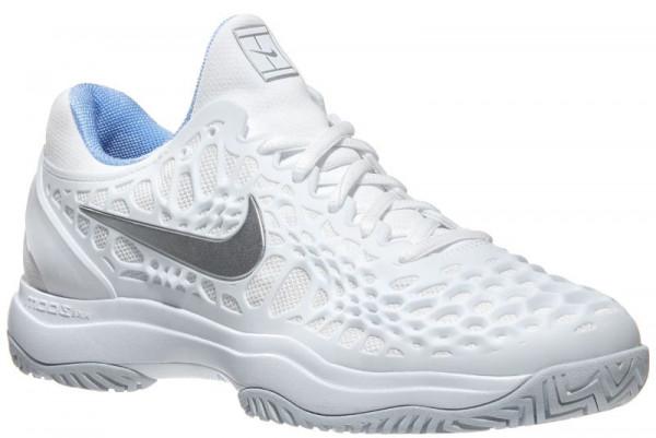 272fe4eb307 Women's shoes Nike WMNS Air Zoom Cage 3 - white/metallic silver