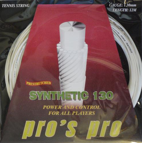 Teniso stygos Pro's Pro Synthetic (12 m)