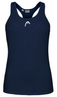 Head Tenley Tank Top W - dark blue