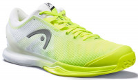 Teniso batai vyrams Head Sprint Pro 3.0 Men - neon yellow/white