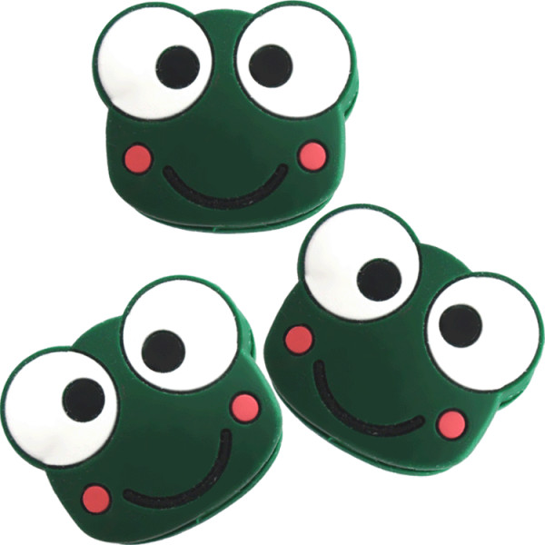 Pro's Pro Frog Damper (3 szt.) - green