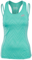 Damski top tenisowy Lotto Nixia IV Tank + Bra - green thai