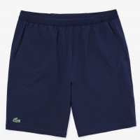 Muške kratke hlače Lacoste Men's Sport Tennis Stretch Shorts - blue marine