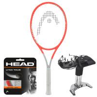 Teniso raketė Head Graphene 360+ Radical Pro + stygos + tempimas
