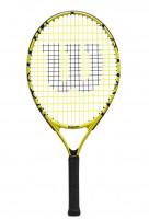Teniso raketė jaunimui Rakieta Juniorska Wilson Minions Jr 19 - yellow/black/black # 00000