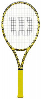 Wilson Ultra 100 Mini Racquet - black/yellow