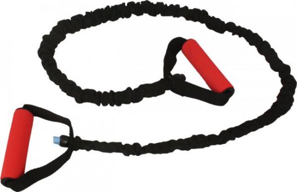 Pro's Pro Resistance Tube - black/red