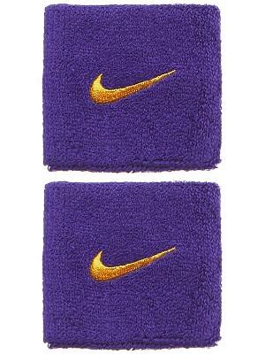 Nike Swoosh Wristbands - field purple/amarillo