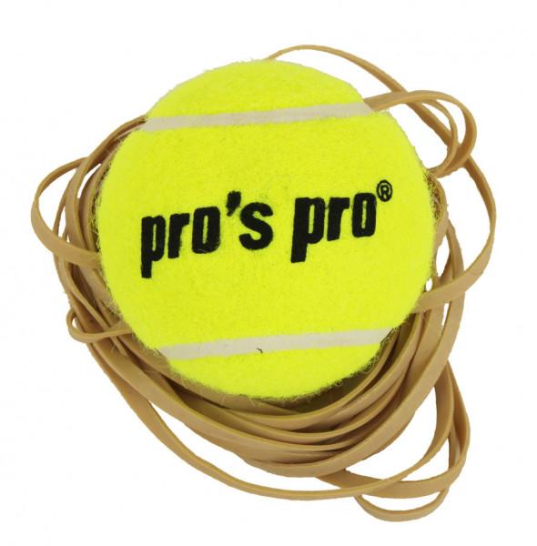 Bumbiņas uz gumijas Pro's Pro Go & Back