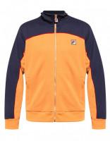 Muška sportski pulover Fila Haverd Track Jacket Men - black iris/hazel