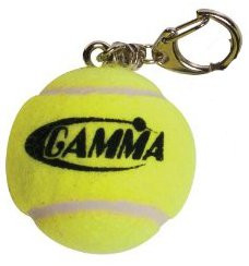 Breloczek Gamma Tennis  - yellow