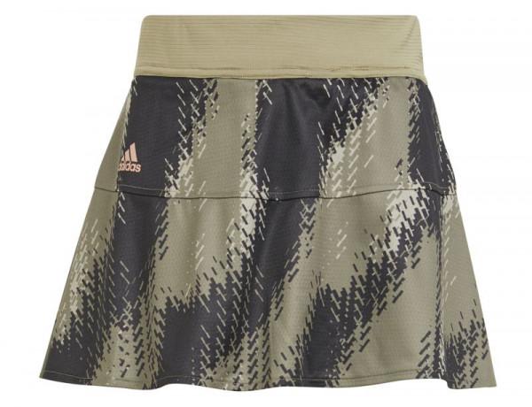 Sijonas mergaitėms Adidas US Open Skirt G - orbit green/black