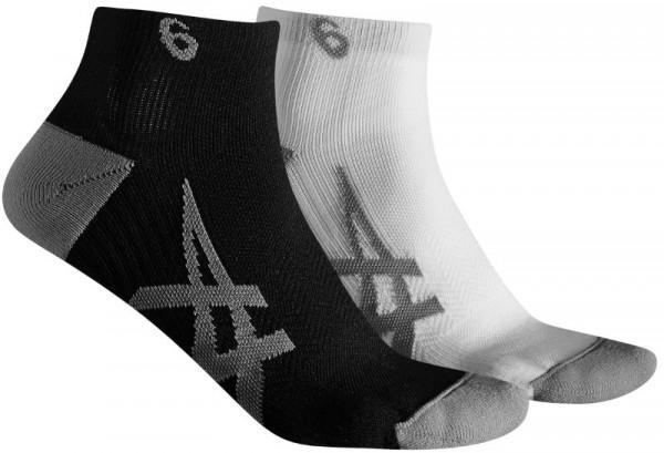 Tennisesokid  Asics 2PPK Lightweight Sock - 2 pary/real white
