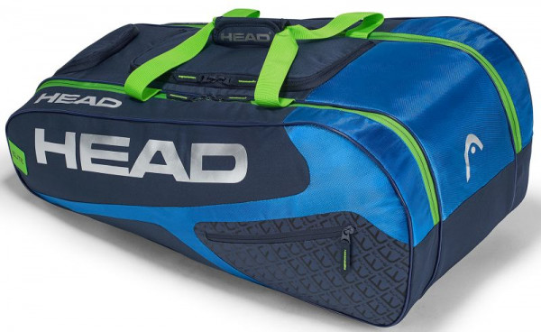 Head Elite All Court - blue/green