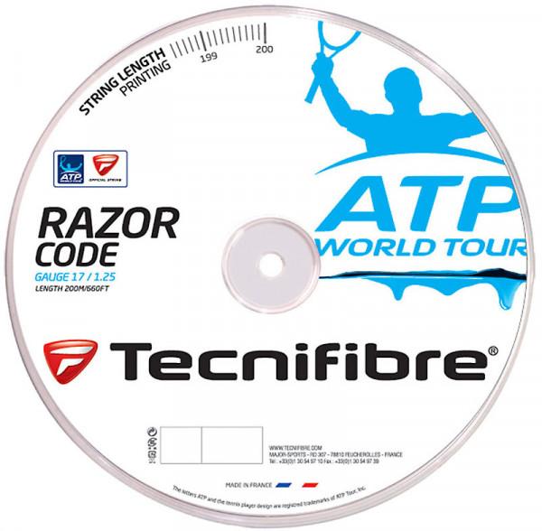 Teniso stygos Tecnifibre Razor Code (200 m) - carbon